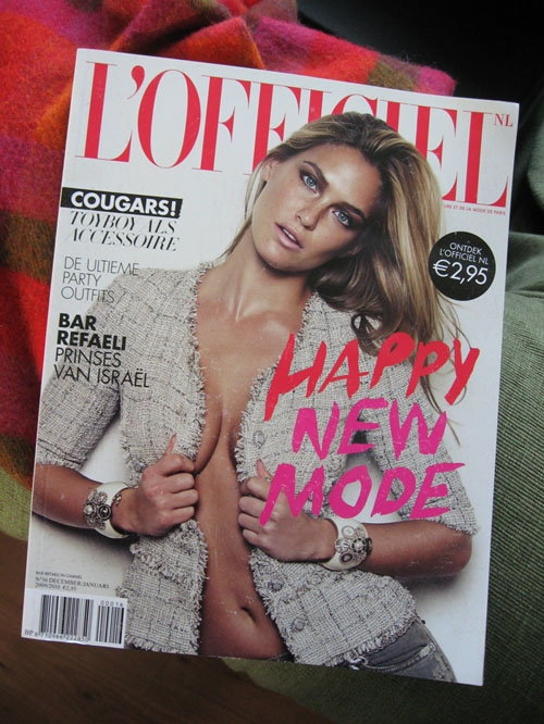 L'OFFICIEL NL DECEMBER